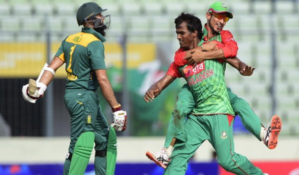 RSA vs BAN Live Streaming First ODI