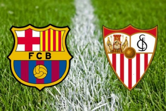Barcelona vs Sevilla Live Streaming TV Channels Info, Kick Off Time, Today La Liga Match