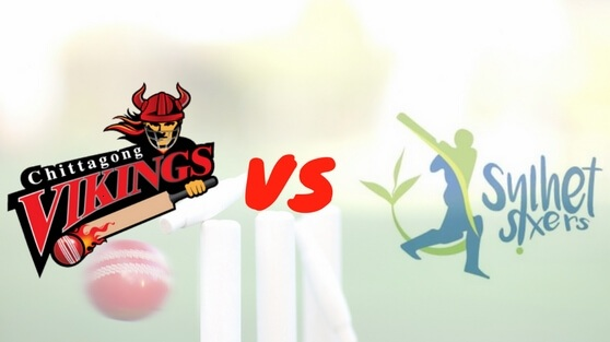 Live Score Chittagong vs SYL 26th Match Bangladesh Premier League 2017