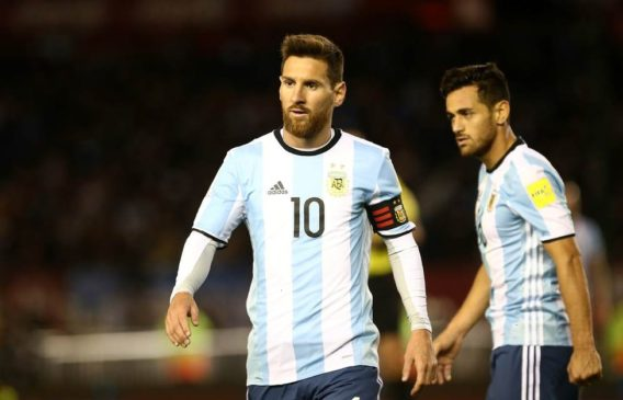 Russia vs Argentina Live Streaming Today International Friendlies Match