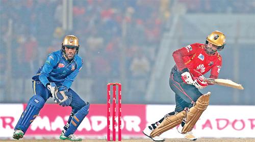 Comilla Victorians vs Dhaka Dynamites Qualifier 1 BPL Match TV Channels
