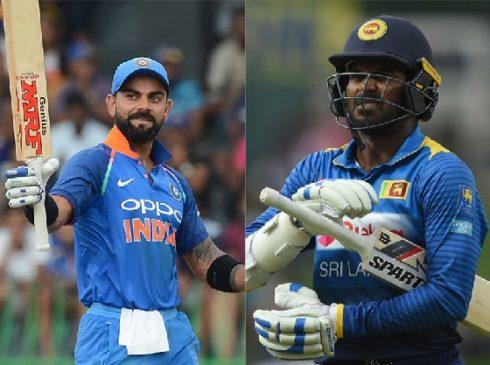 IND vs SL Live Streaming First ODI Match 10 Dec 2017
