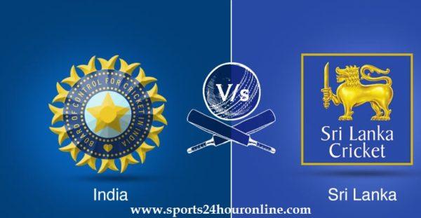 India vs Sri Lanka Live Streaming 2nd ODI Match 13 Dec 2017