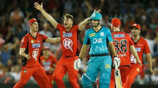 Melbourne Renegades vs Brisbane Heat Live Stream