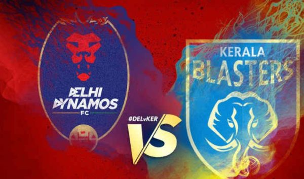 Delhi Dynamos vs Kerala Blasters Live Streaming ISL Football Match Preview, TV Channels, Kick Off Time, Head To Head