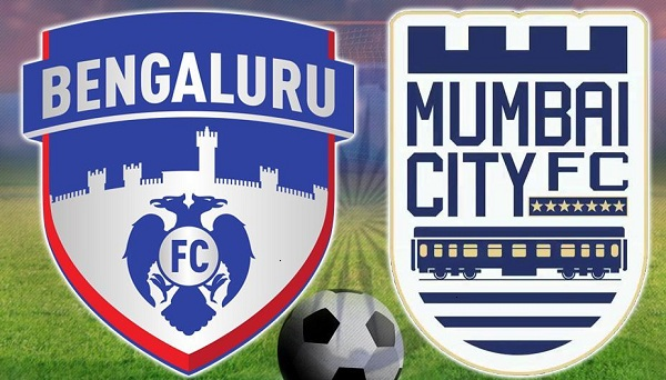 Mumbai City vs Bengaluru FC Live Streaming ISL Match 18 January 2018