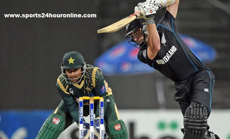 NZ vs PAK 2nd ODI Live Cricket Match