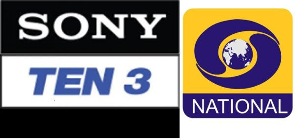 South Africa vs India 3rd T20 Live Stream on DD National Doordarshan, Sony Ten TV Channels