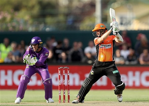 PRS vs HBH First Semi Final Big Bash League 2017-18, Perth Scorchers vs Hobart Hurricanes Live Streaming Preview