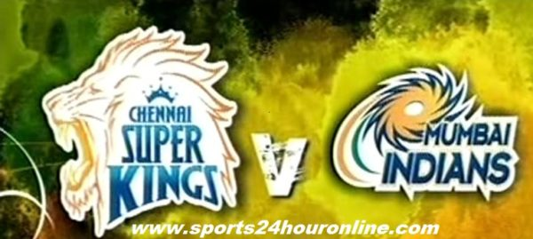 Mumbai Indians vs Chennai Super Kings Team Squads