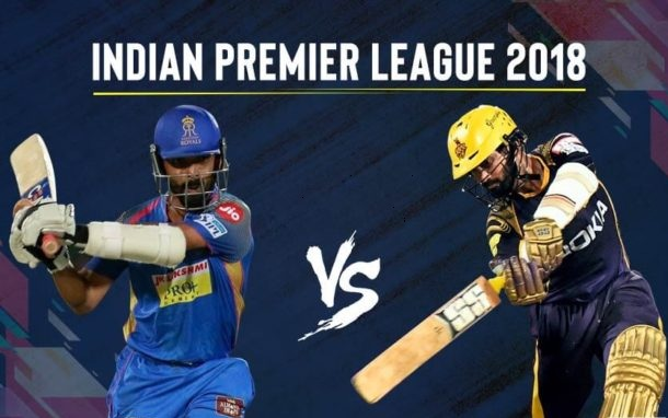 RR vs KKR Live Streaming 15th Match of IPL 2018