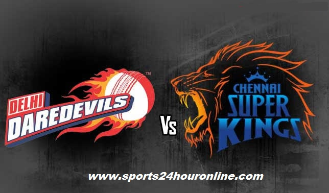 DD vs CSK Live Streaming Today IPL Match Score, TV Channels