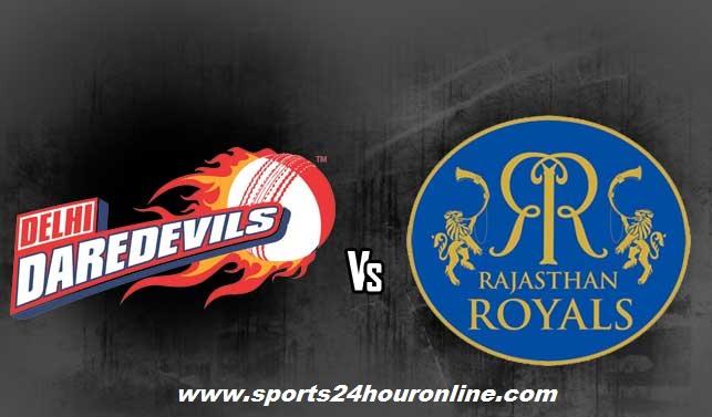 DD vs RR Live Streaming Indian Premier League 2018