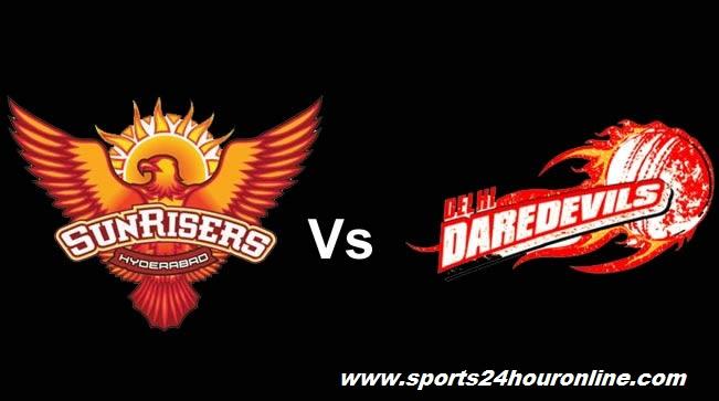 DD vs SRH Live Streaming 42nd Match of Vivo IPL 2018 – Indian Premier League