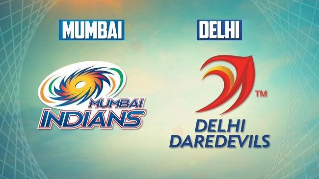 Delhi Daredevils vs Mumbai Indians Live Stream 20 May 2018