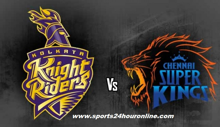 KKR vs CSK Live Streaming 33rd Match of IPL