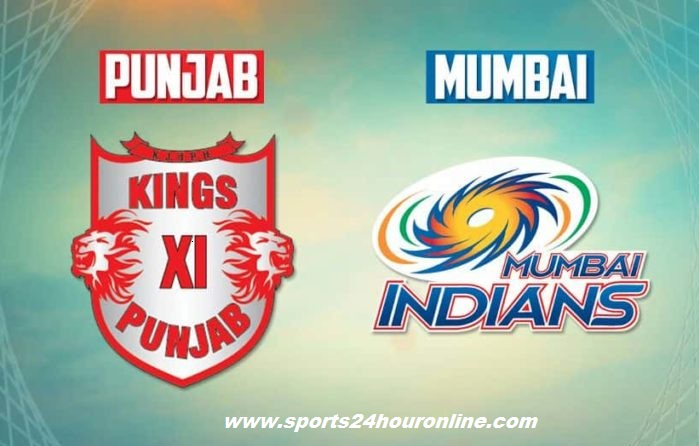 MI vs KXIP Live Streaming TV Channels, Today IPL Match Score