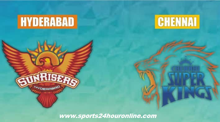 SRH vs CSK Live Streaming Qualifier 1 Today IPL Match 2018