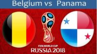Belgium vs Panama Live Streaming Today Football World Cup Match, TV Channels, Preview, Prediction