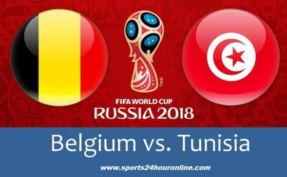Belgium vs Tunisia Live Stream Today FIFA Football World Cup Match Preview, TV Channels, Broadcaster