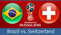 Brazil vs Switzerland Live Streaming, TV Channels, Kick Off Time, Fifa World Cup Today Match