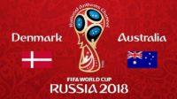 Denmark vs Australia Live Broadcast on Sony Ten TV Channels, Live Streaming, Kick Off Time
