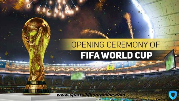 FIFA World Cup 2018 opening ceremony Live Stream TV Channels, Preview, Photos