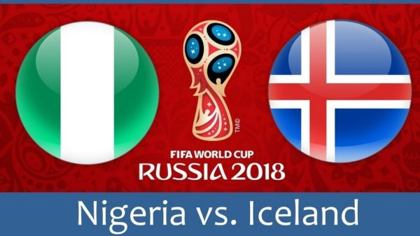 Nigeria vs Iceland Live Streaming Today FIFA World Cup 2018 Match, Broadcaster, Venue, Kick Off Time