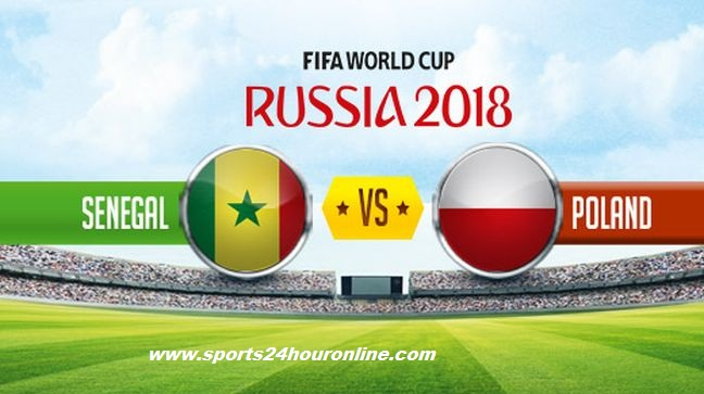 Poland vs Senegal Live Streaming FIFA World Cup 2018, TV Channels, Broadcaster