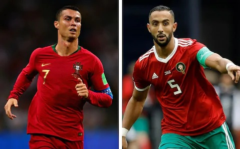 Portugal vs Morocco Live Streaming Football Match Preview