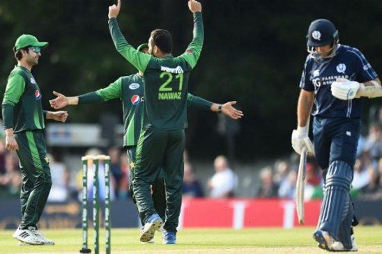 Scotland vs Pakistan Live Stream, TV Channels, Second T20 Match