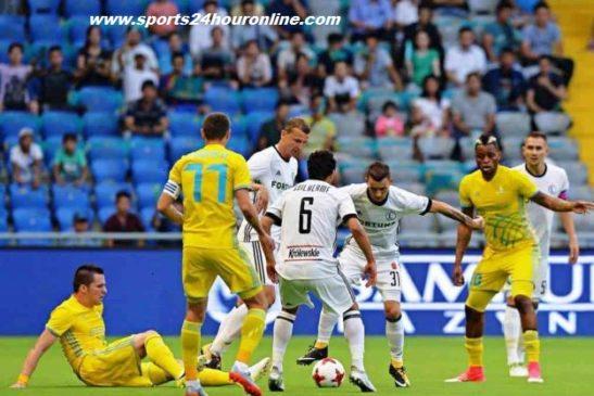 Astana vs Midtjylland Live Streaming UEFA Champions League 2018-19
