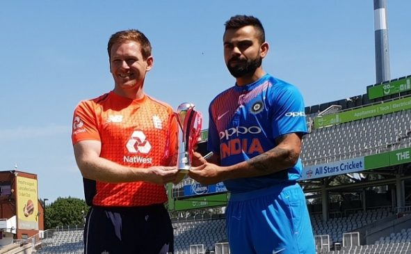 ENG vs IND Cricket Live Stream First ODI Match - England vs India 2018 Tickets.