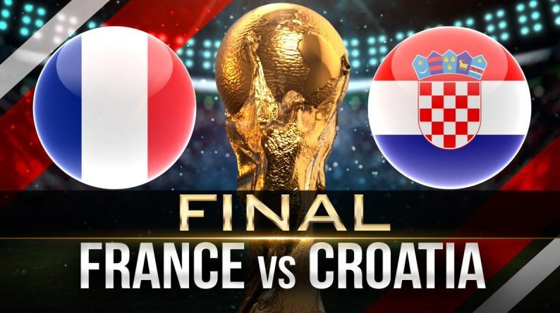 France vs Croatia Live Streaming Final - FIFA World Cup 2018. France vs Croatia live telecast on hotstar in india, sony six in india, skysports live broadcast FIFA Final football match