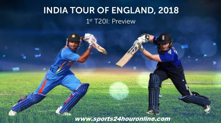 England vs India First T20 Match Live Stream on Hotstar, DD National TV Channel