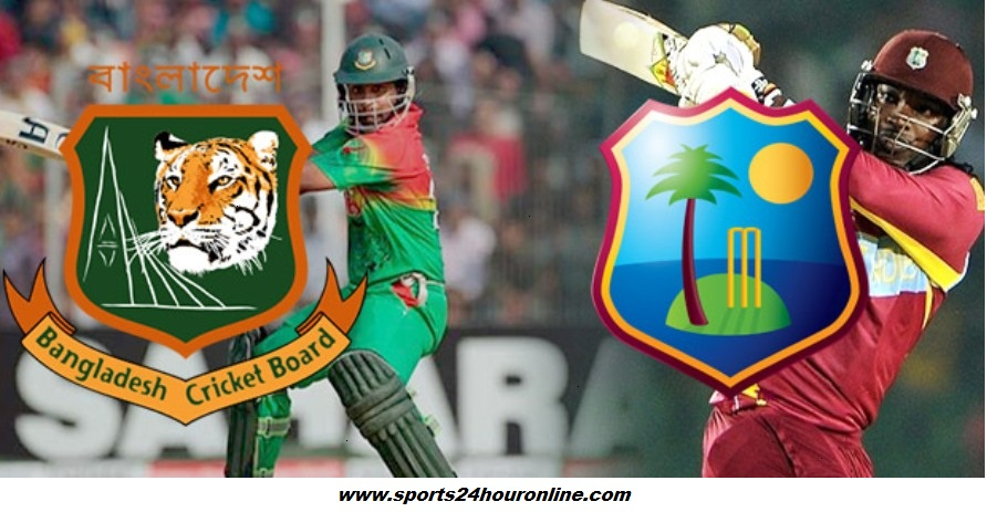 GTV Live Telecast WI vs BAN First ODI - Bangladesh tour of West Indies, 2018