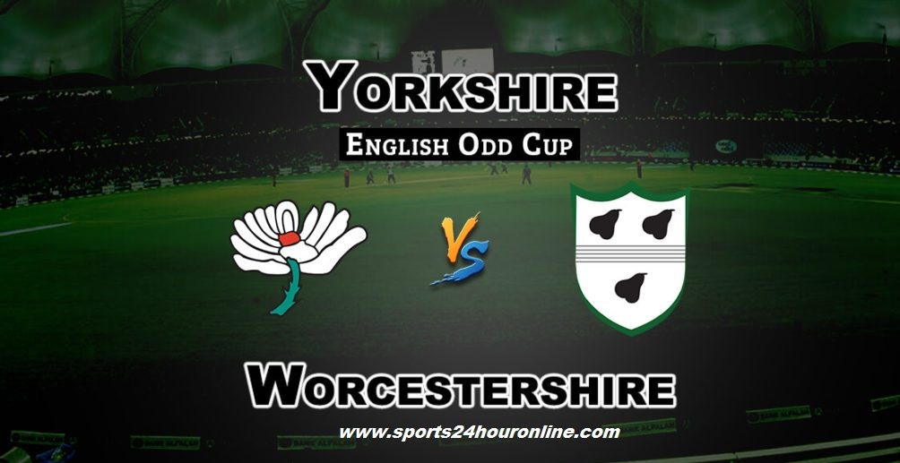 Worcs vs Yorks Live Telecast North Group T20 Blast 2018