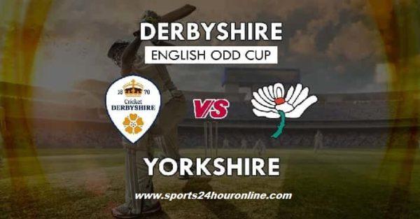 Yorks vs Derby Live Streaming North Group T20 Blast 2018