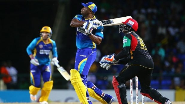 GAW vs BT Live Streaming 6th Match of Caribbean Premier League 2018