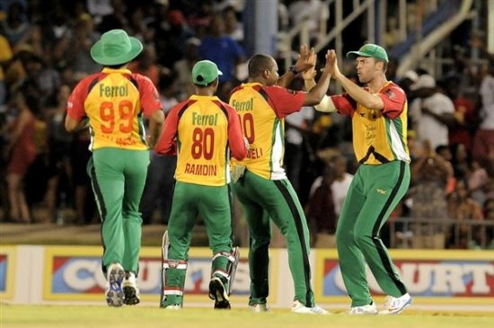 SNP vs GAW Live Streaming 19th Match - St Kitts and Nevis Patriots vs Guyana Amazon Warriors