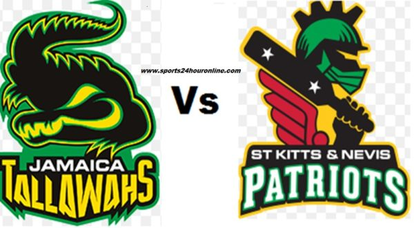 JT vs SNP Live Streaming CPL 2018 - Jamaica Tallawahs vs St Kitts and Nevis Patriots