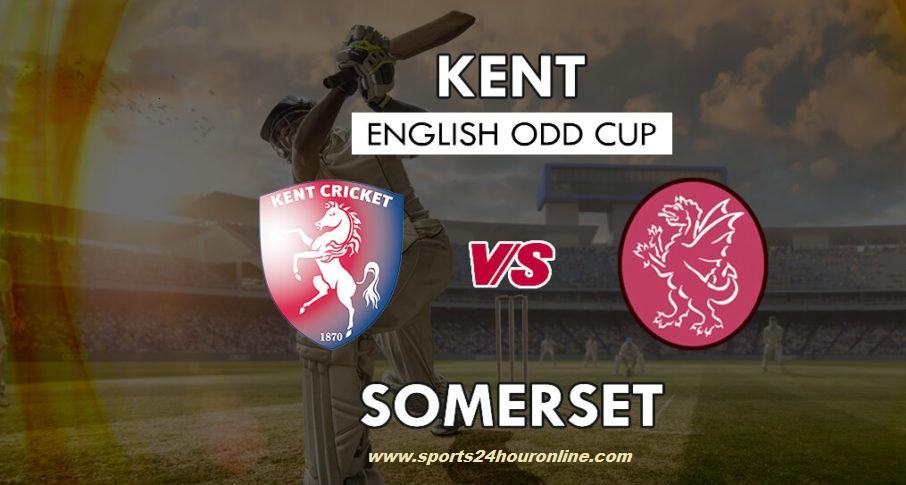 Kent vs Somerset Live Stream on Sky Sports, Sony Six TV Channels