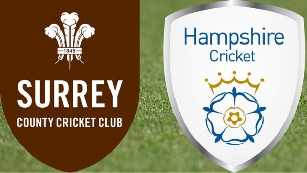 Surrey vs Hampshire Live Streaming T20 Blast 2018
