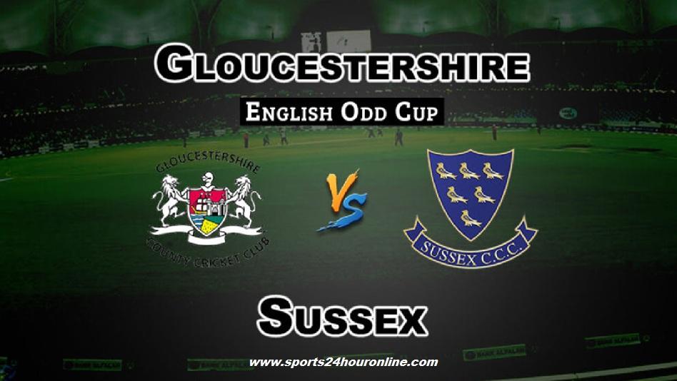 SUS vs Gloucs Live Stream South Group T20 Blast 2018