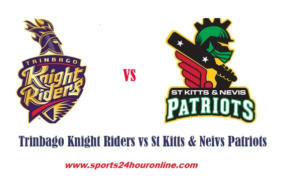 TKR vs SNP Live Streaming 5th Match of Caribbean Premier League 2018