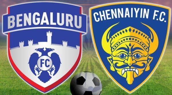 Bengaluru FC vs Chennaiyin FC Live Stream 2nd ISL Match 30 Sept 2018