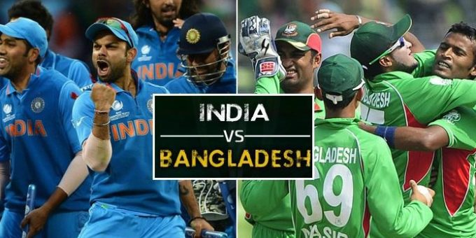 India vs Bangladesh Live Streaming 1st Super Four Match of Asia Cup 2018
