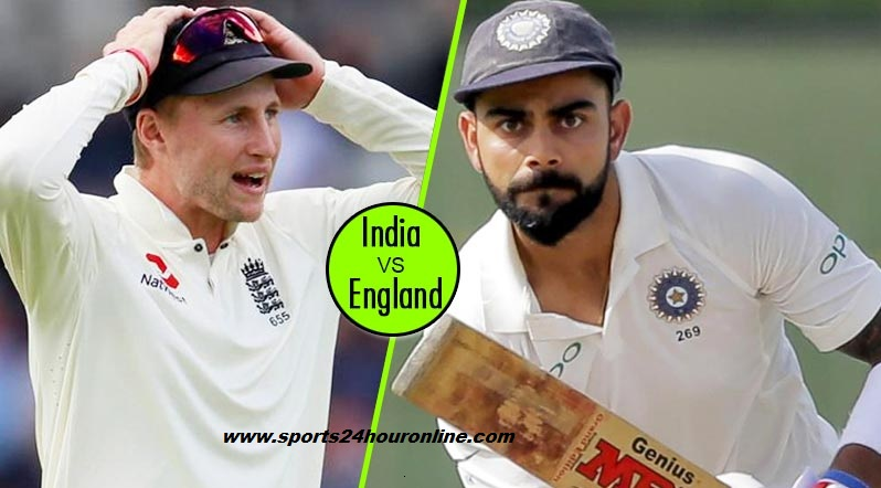 England vs India Live Stream Fifth Test Match of India Tour of England, 2018