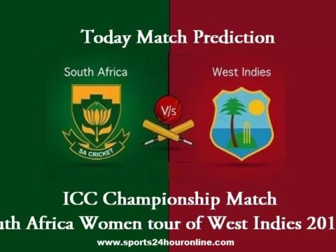 WIW vs RSAW Live Streaming 3rd ODI ICC Championship match