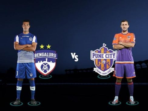 Bengaluru FC vs Pune City Live Stream Indian Super League 2018